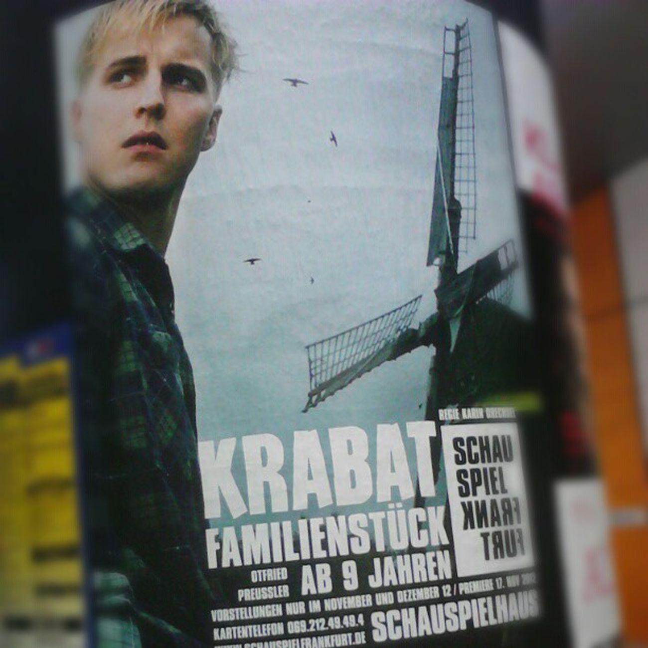 Wer will mit mir hin? #Krabat #Schauspiel #Frankfurt #Theater Theater Frankfurt Schauspiel Krabat