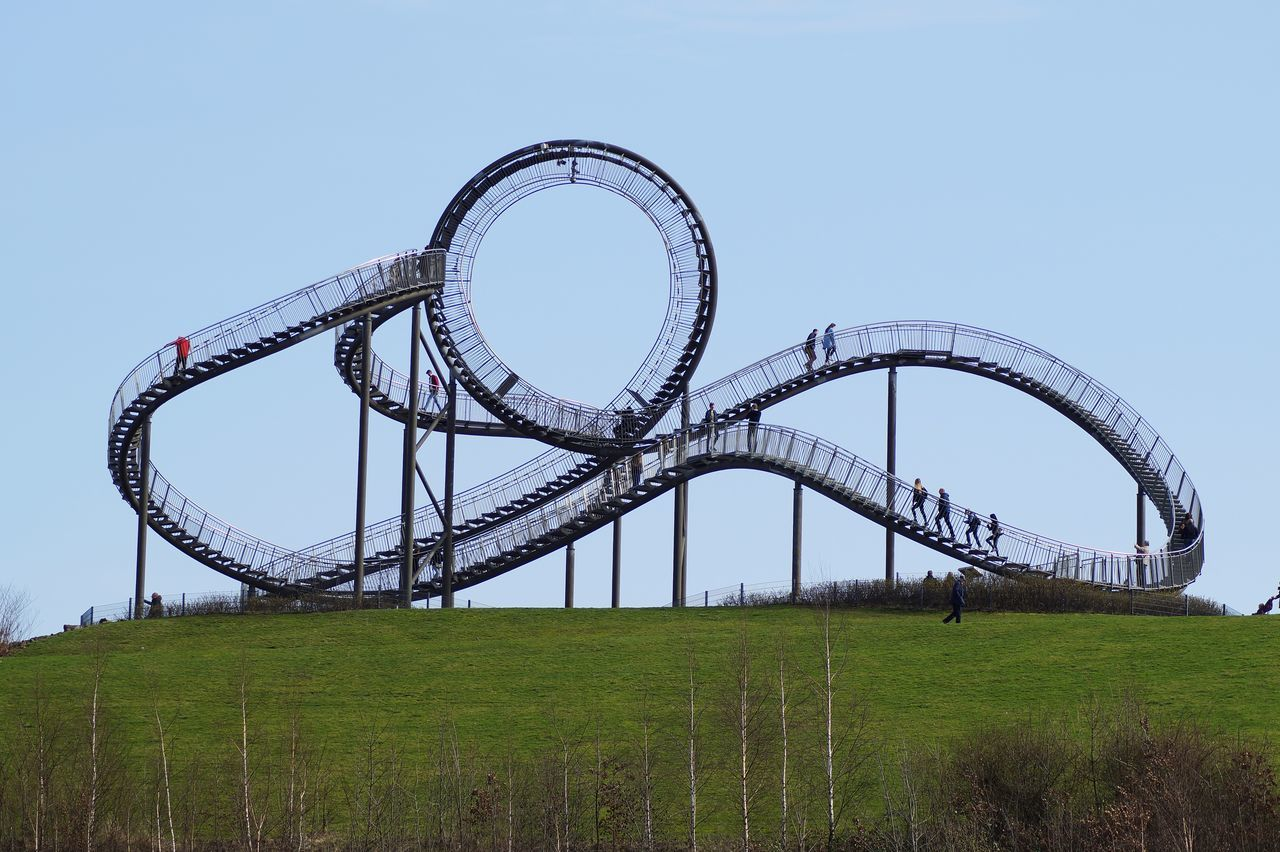 Duisburg Duisburg   Germany Tiger And Turtle Tiger And Turtle – Magic Mountain