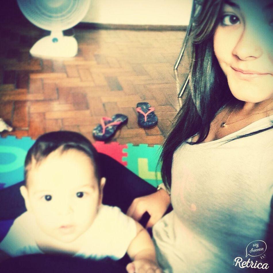 My Baby Bernardo Cutee😍 I Love You