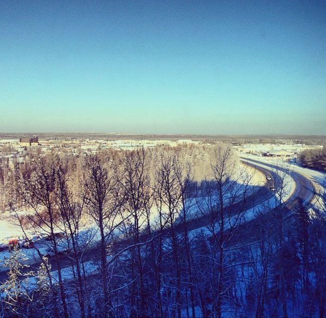 I Love My City Christmas, Thompson, Manitoba. Thompson, Manitoba Hoarfrost Northern Manitoba -50c