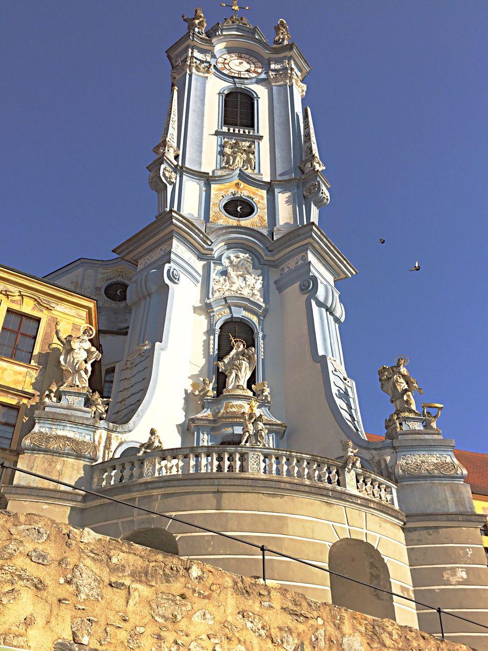 Dürnstein Tower Church Bells Bells Are Ringing Church Bells Bell Tower Bell Tower - Tower Bell Towers Church Bell Church Bell Tower Church Tower Churches Churchporn