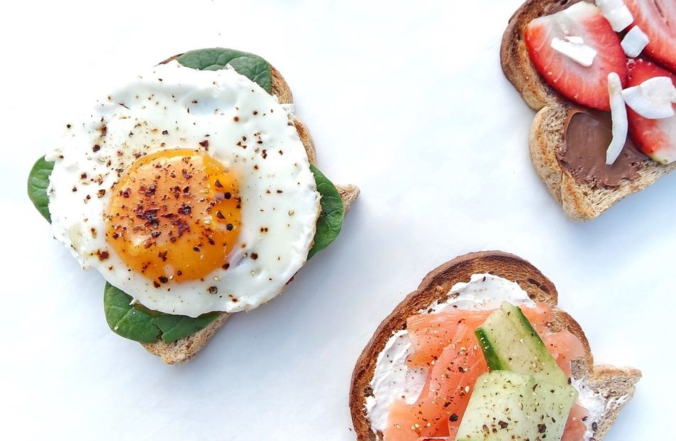 Sandwiches Food Freshness Healthy Eating High Angle View Ready-to-eat No People Sandwich White Background Breakfast Bread Close-up