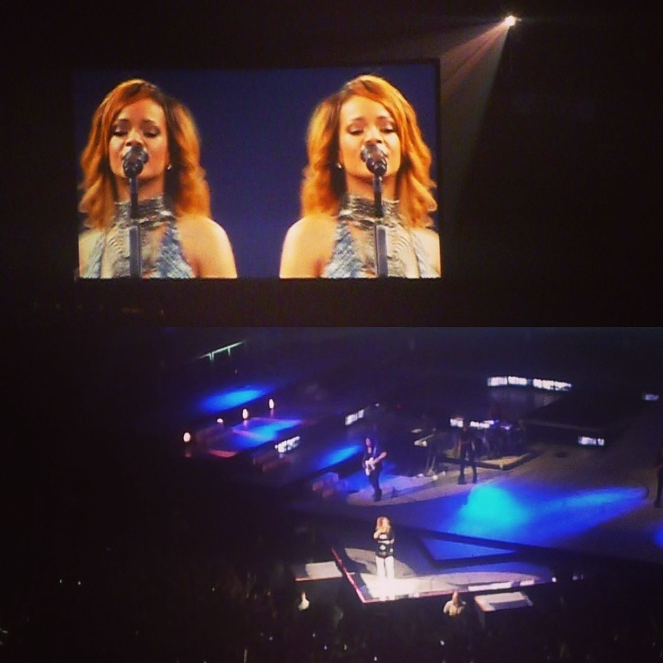 Cologne Rihanna Hot Diamonds World Tour