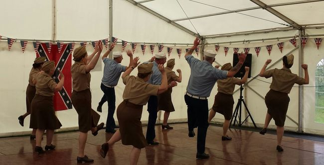 WWII Event Dancing TheVilleAtEyeem War Streamzoofamily Dancing