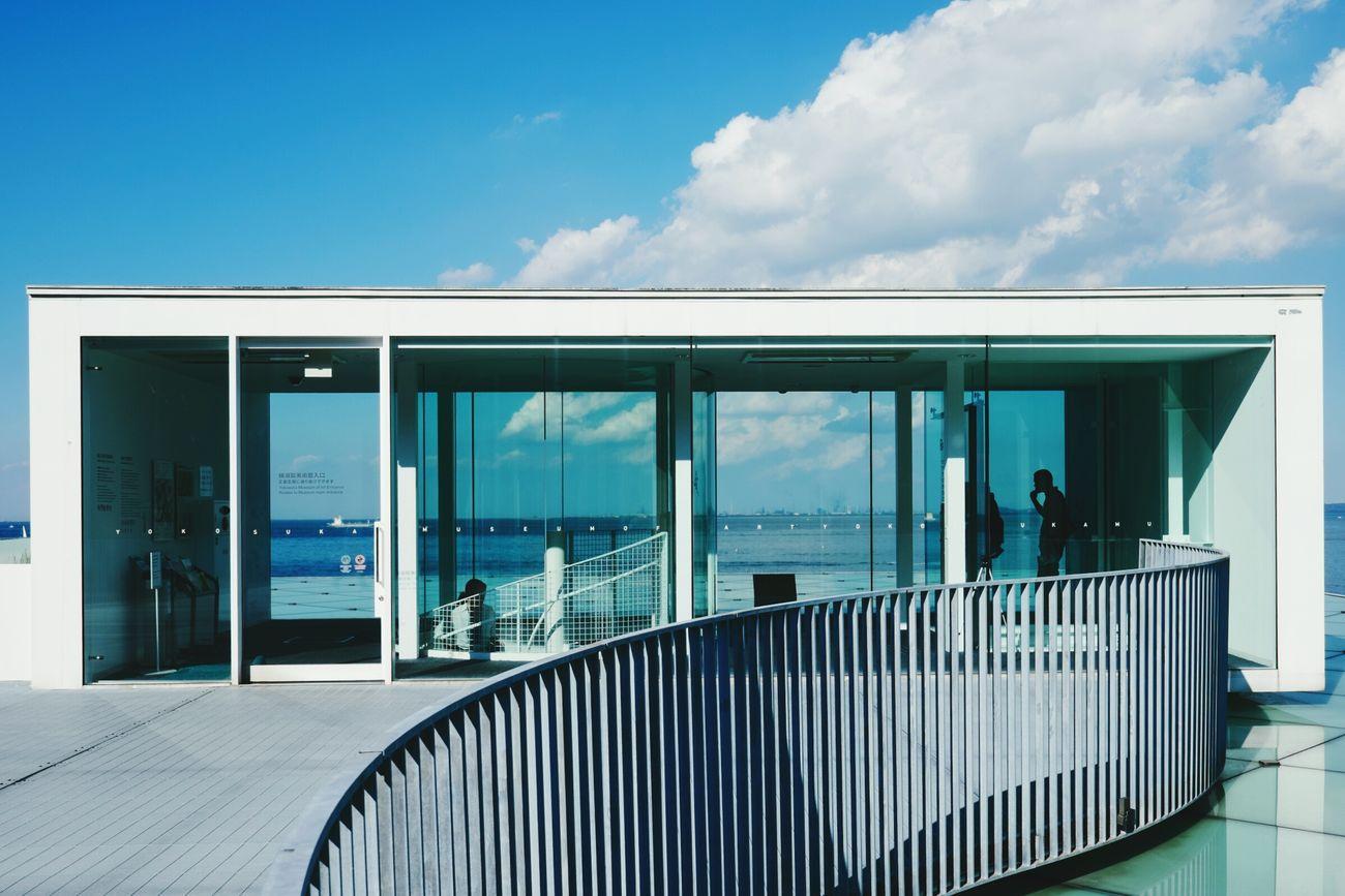 yokosuka moa. Architecture Landscape