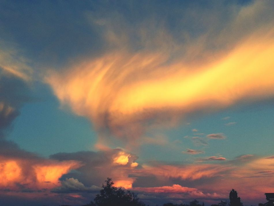 beautiful sunset ♥