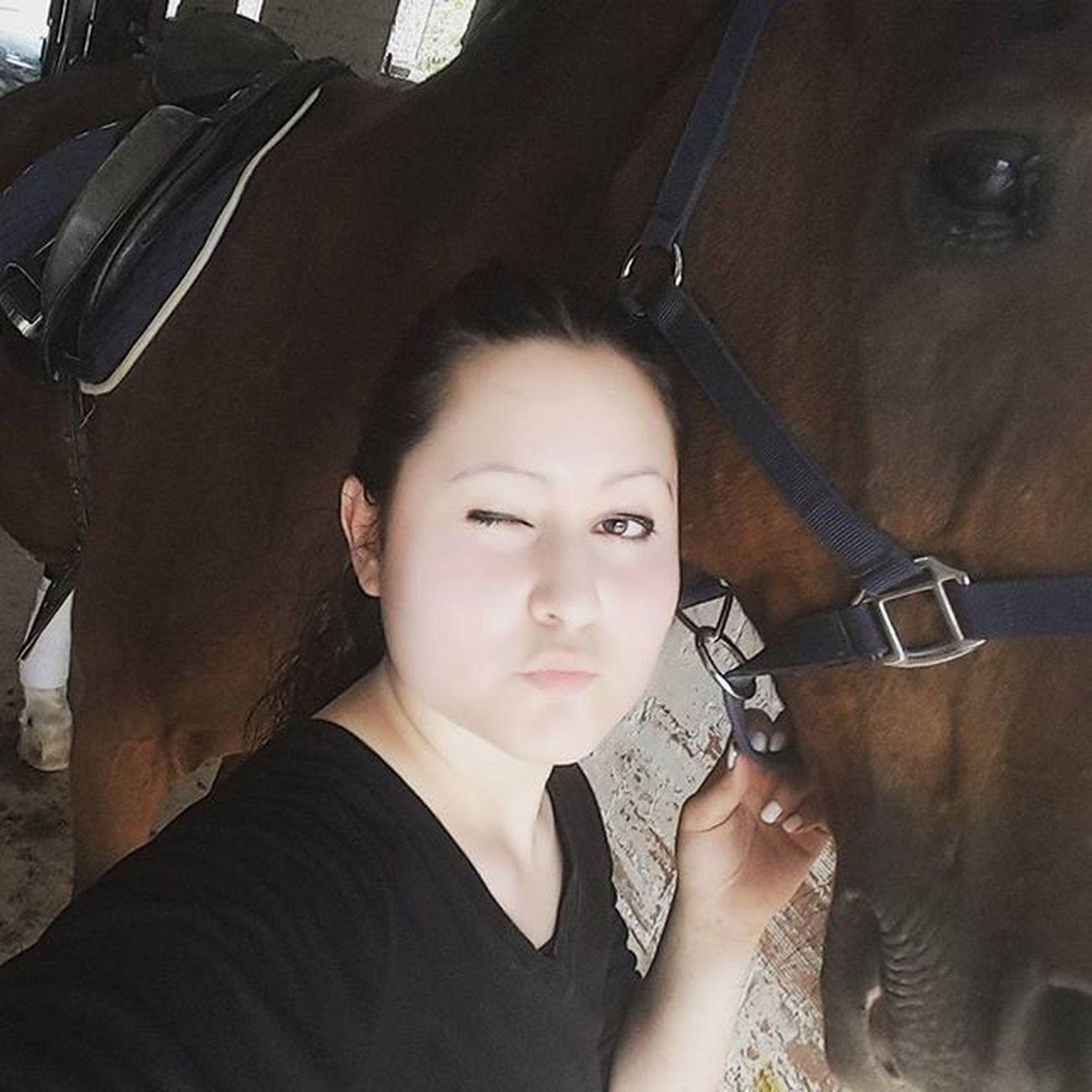 Te amo! Equinephotography Equipe Love Perfect Beautiful Instahorse Intelligent Horsestagram Binomio Passion Horseriding