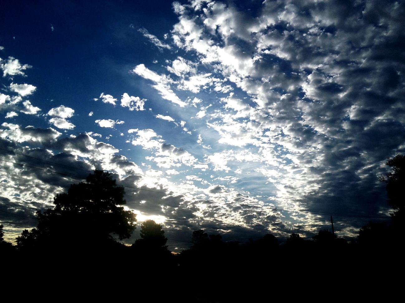 Nuves☁ Good Morning Good Day Dramatic Sky Naturaleza Maravillosa Nature Sky Paisajes Argentinos Nubesdealgodon Misiones Argentina . Paisaje Natural Arboles , Naturaleza Misiones, Argentina Cloud - Sky Daytime Photography EyeEm Nature Lover EyeEm