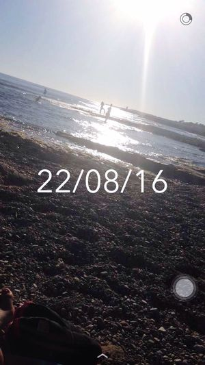 Good Times Summer2016 Summer ☀ Summertime Photography Moment Plage 🌴 Beach Plage Plage Soleil Sea And Sky Sea Seascape Mer Posey ✌️