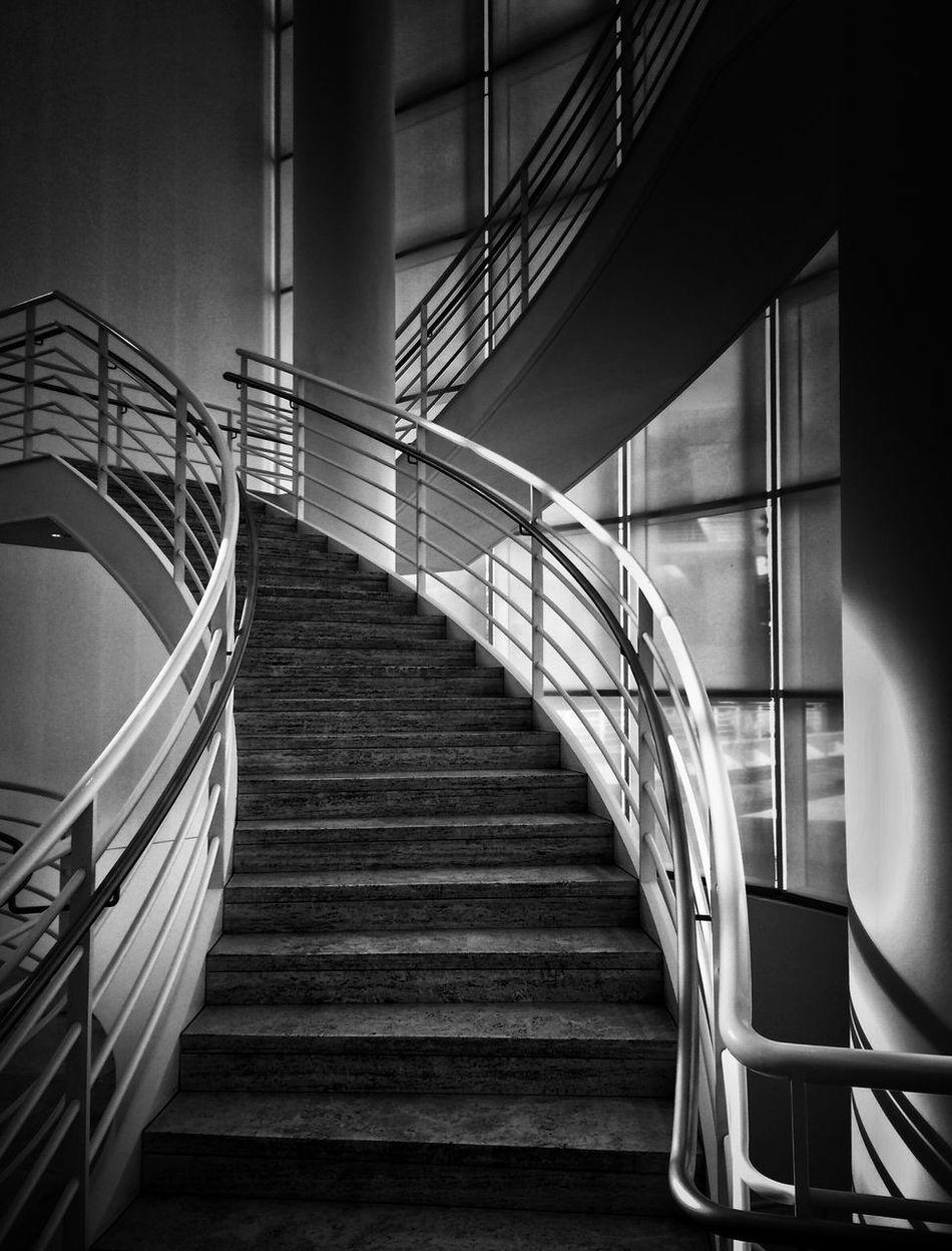 Stairways Blackandwhite Black And White Black & White Monochrome Blackandwhite Photography Architecture Architectural Detail NEM Architecture NEM Black&white