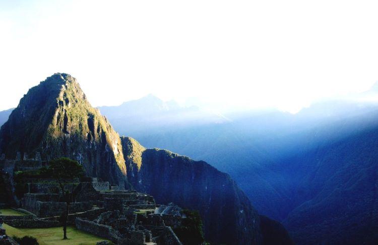 The Great Outdoors - 2015 EyeEm Awards Photography Art MachuPicchu Peru Southamerica