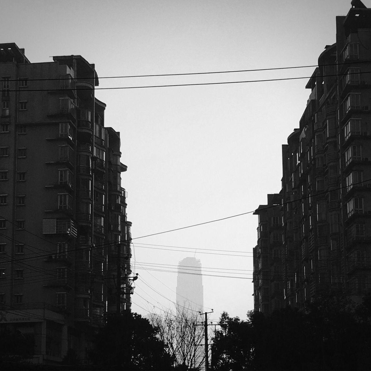 DC Dcchang Blackandwhite Blackandwhite Photography Black & White Buildings & Sky Light And Shadow Hunan Changsha China