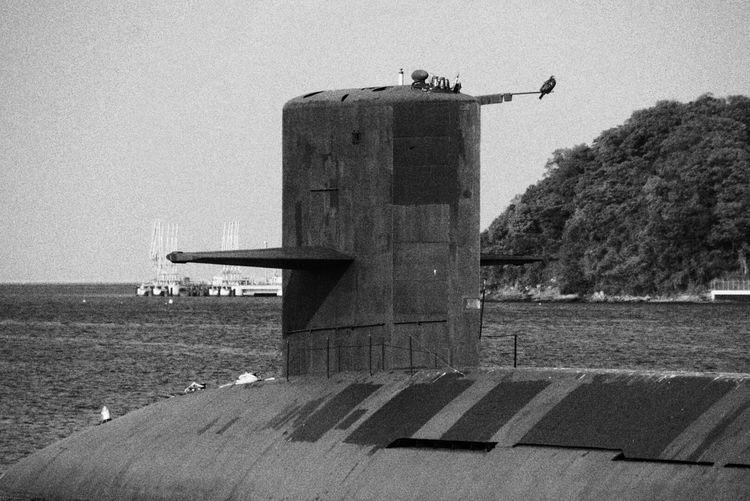 いつかひっそりと解体される艦 Military Ship Submarine JMSDF