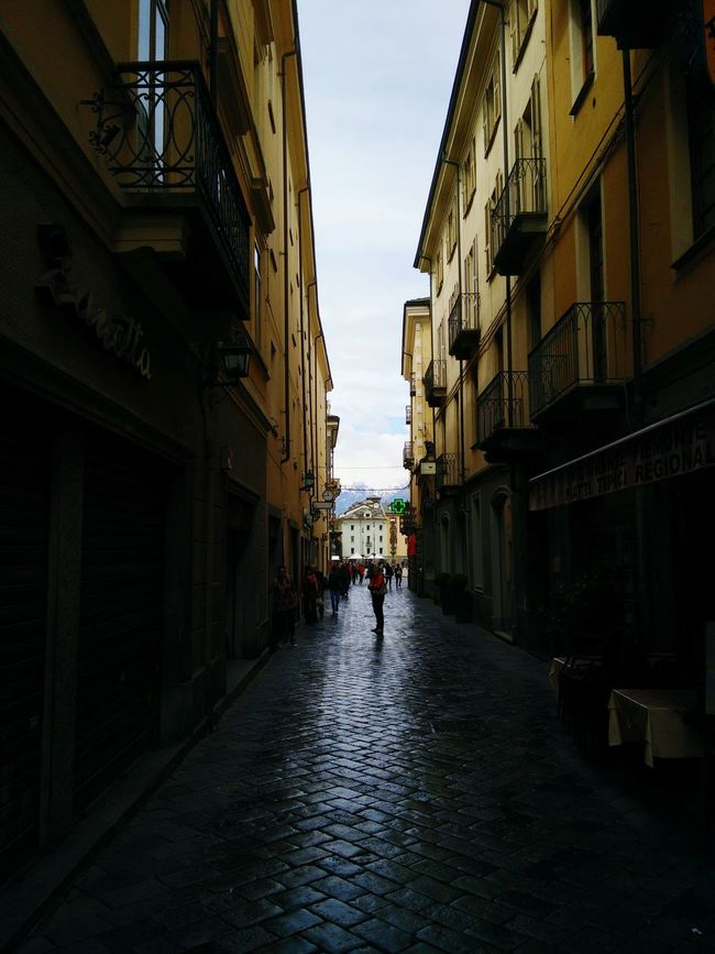 The small town of Aosta Italy, taken with the OnePlus one Aosta Town Italy Oneplus One Oneplus One Camera Shadows & Lights Phone Technology Beutiful  NeverSettle