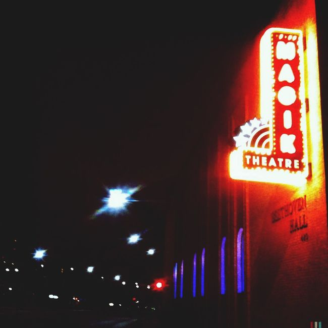 My City At Night Magik Theatre Children's Theatre Hemisfair Park