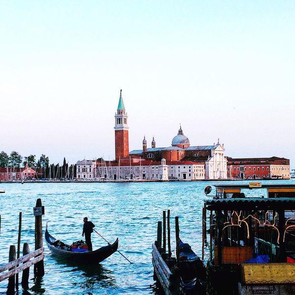 Venice Gondola Sky
