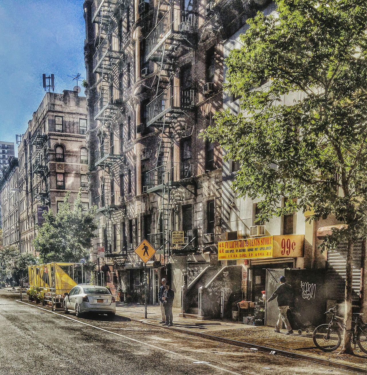 Nyc Street Life Documentary Photography Urban Landscape