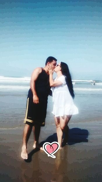 Relaxing Kisses My Love❤ Beach