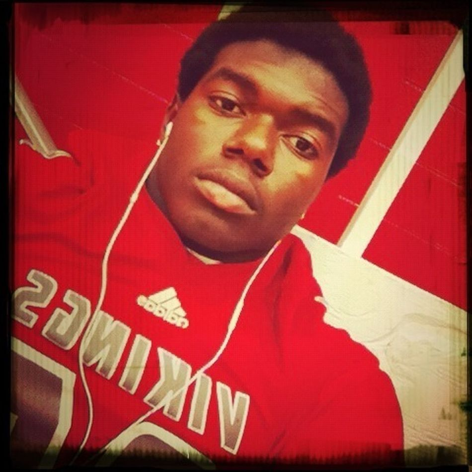 Old Picture. Game Day.