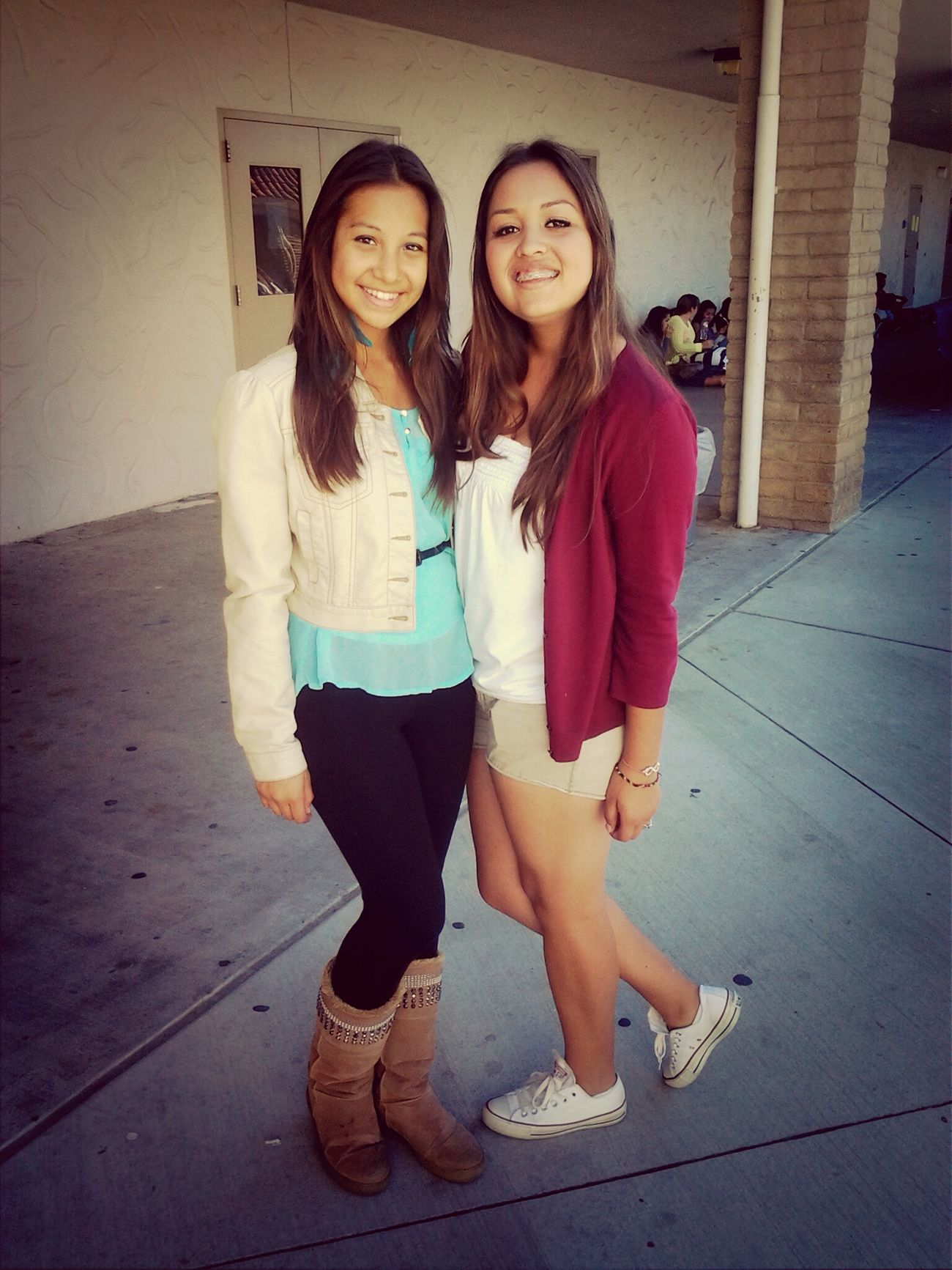 hot vs. cold San Pasqual High School s Hotvscold Bestfriend Sickaf