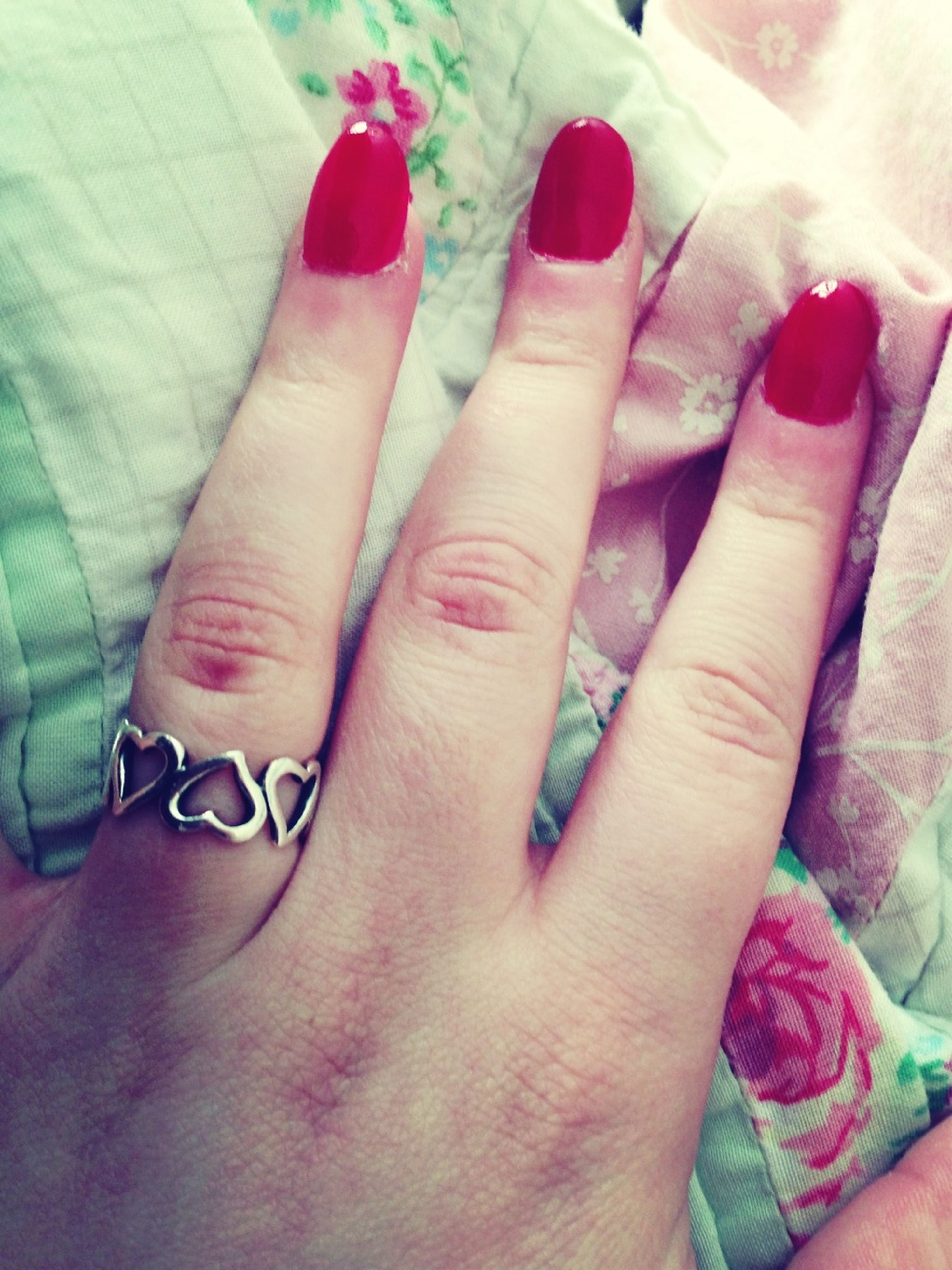 person, part of, indoors, human finger, cropped, holding, lifestyles, personal perspective, unrecognizable person, nail polish, high angle view, close-up, low section, leisure activity, human foot