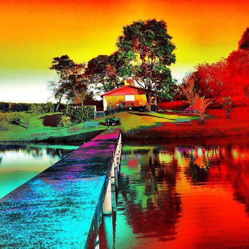 Avare SP BRASIL EyeEmBestEdits EyeEm EyeEm Gallery My Smartphone Life EyeEm Best Shots HDR EyeEmBestPics Sunset #sun #clouds #skylovers #sky #nature #beautifulinnature #naturalbeauty #photography #landscape EyeEm Nature Lover Avare Heaven 🌆☀️🐎🇧🇷