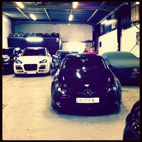 Petit garage..