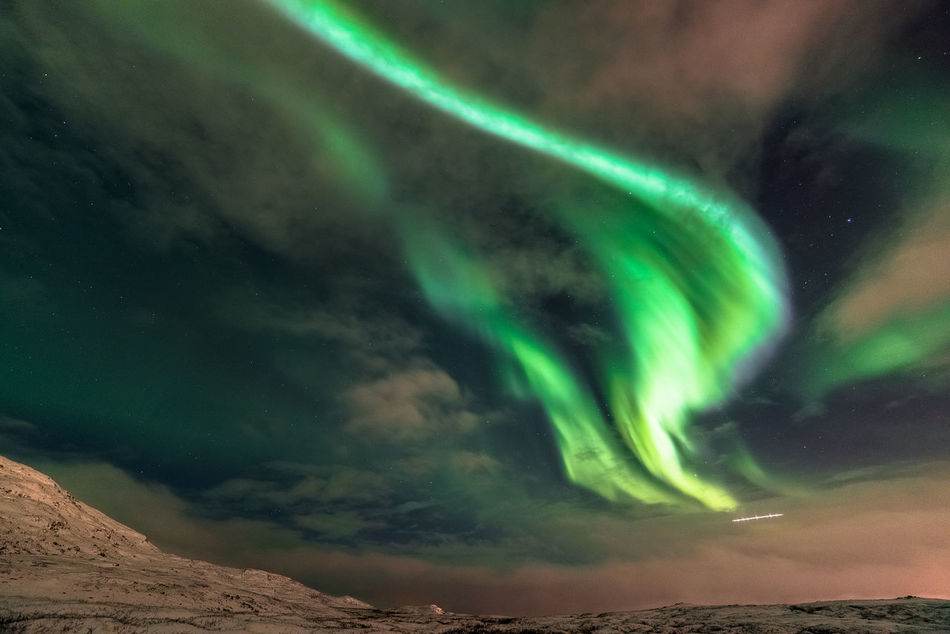 Astronomy Aurora Polaris Beauty In Nature Day Double Rainbow Green Color Nature No People Northern Light Norway Northern Light Show Northern Lights Norway 2017 Norway Is Peaceful Norway Nature Norwaynature NorwayTourism Norway🇳🇴 Outdoors Polar Circle Polar Night Scenics Sky Star - Space
