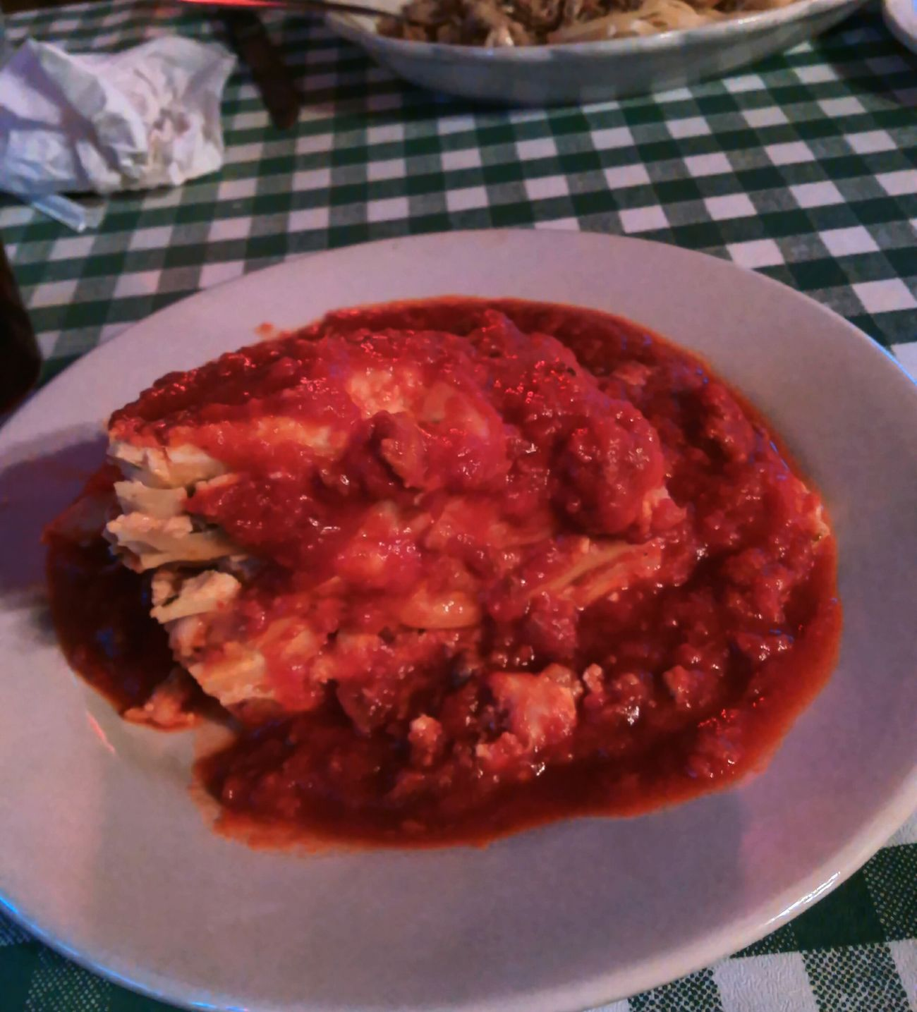 Dinner tonight Food And Drink Close-up Ready-to-eat Freshness Lasagna!!!!! Italian Food Scrumptious Well Worth It