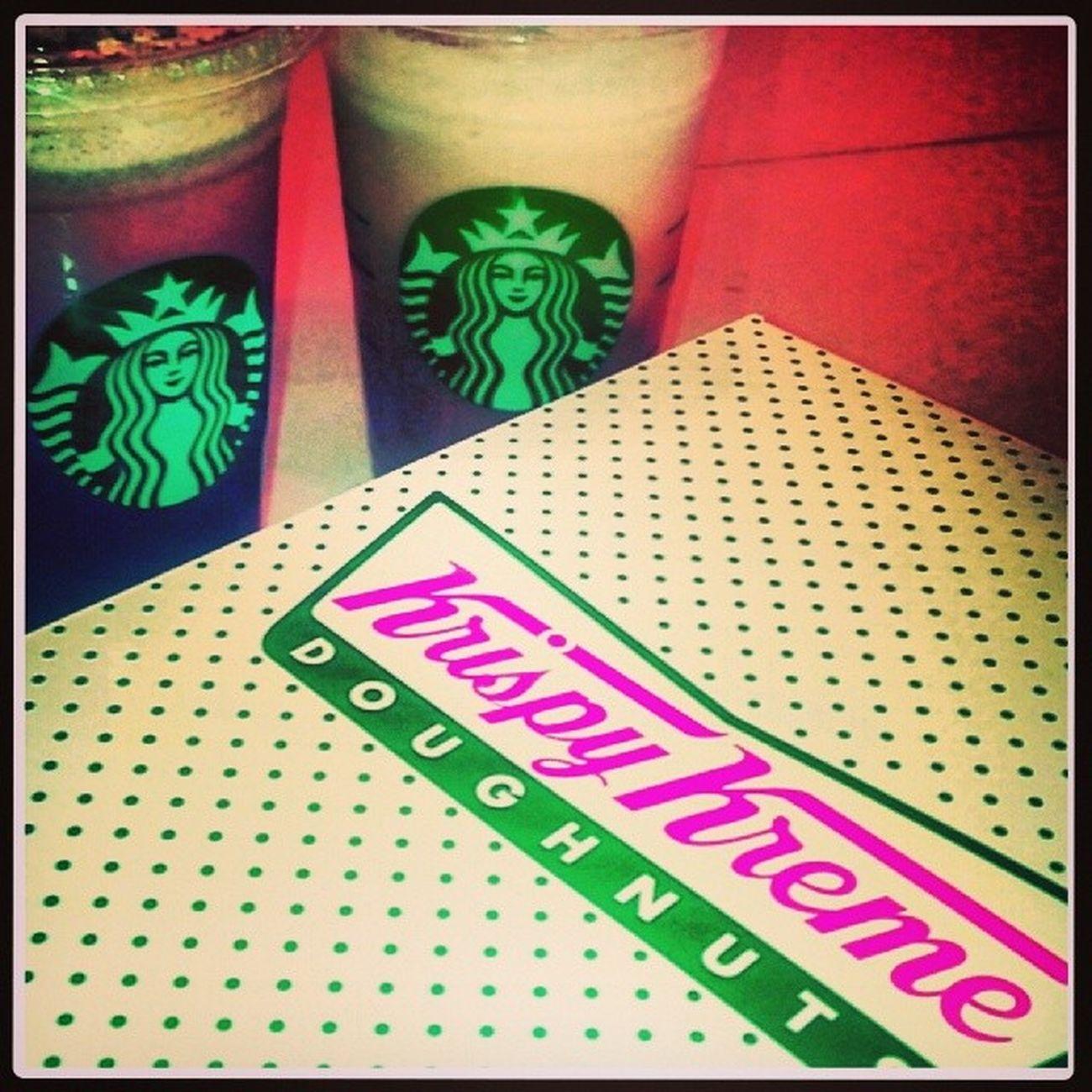 Krispy Kreme Starbucks Gian Samuel Me Joven Gala Photoshoot MOA PasayCity NewportCity Enjoy Smiling Kagutom