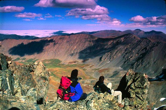 Landscape #Nature #photography Nikon FA Fuji Velvia 50 Mountain Climbing Film