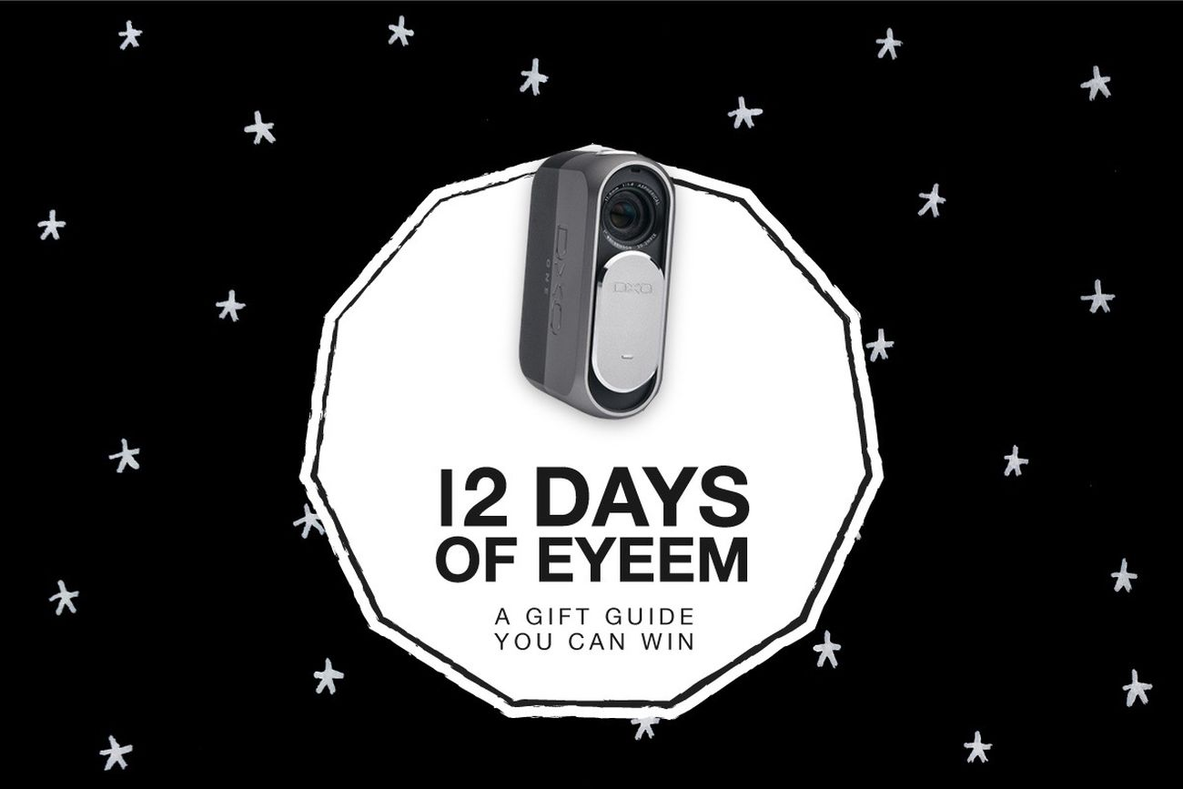 ✨ On the 9th day of #12DaysOfEyeEm, my true love sent to me... an incredible DxO ONE camera! Turn your smartphone into a professional-quality connected camera you can fit in your pocket – helping you *massively* up your mobile photography game. ✨ Enter on IG now → https://www.instagram.com/p/BOPg695hDJq/