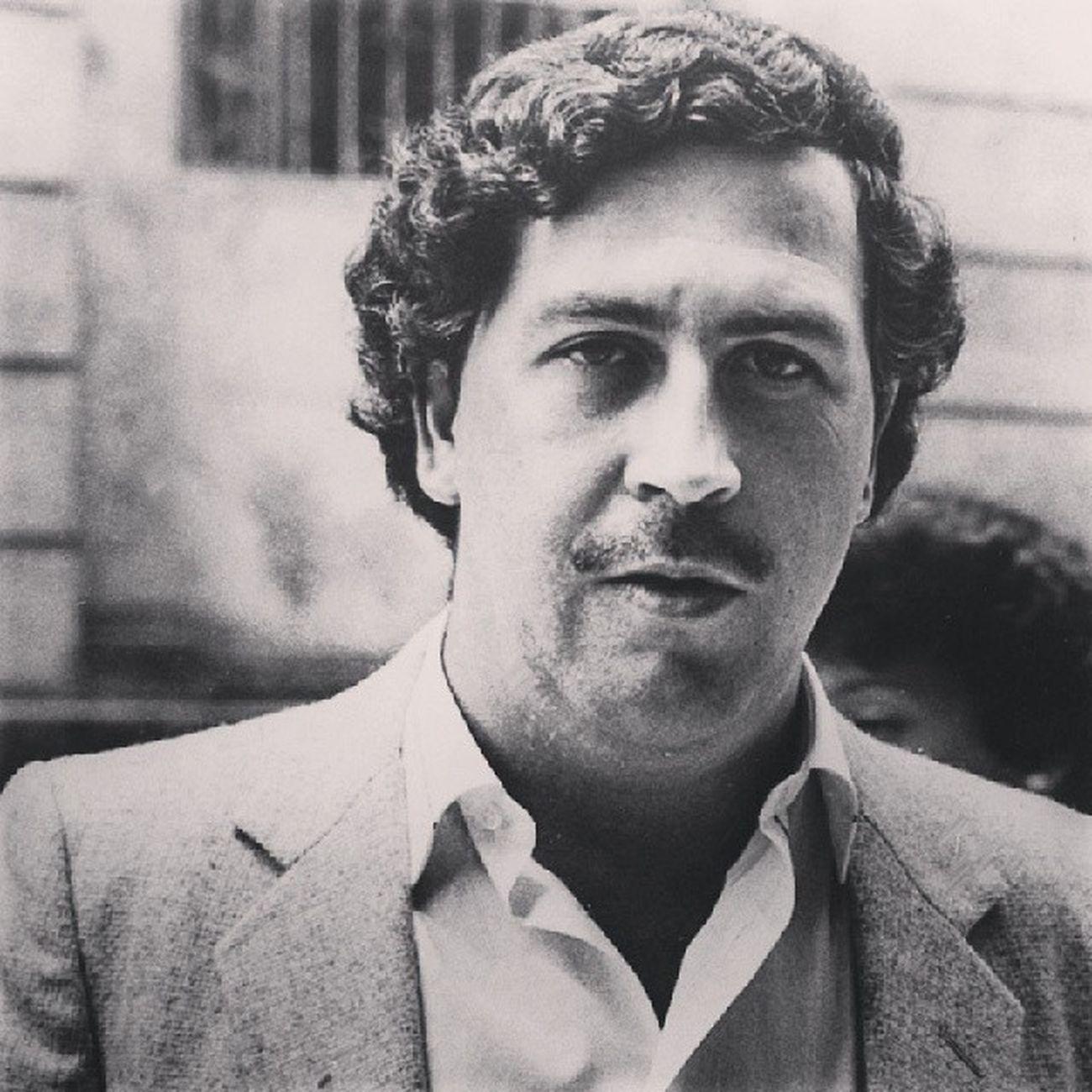 Drug lord. Escobar