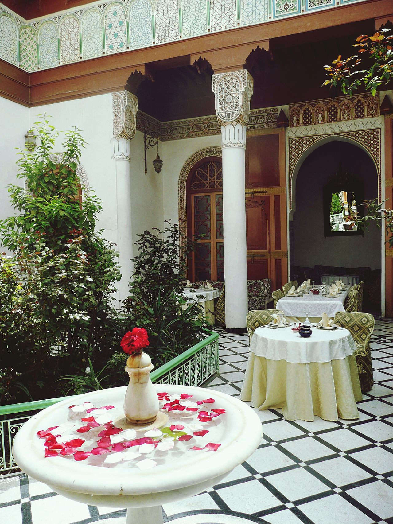 Ryad Marrakech Maroc Morocco