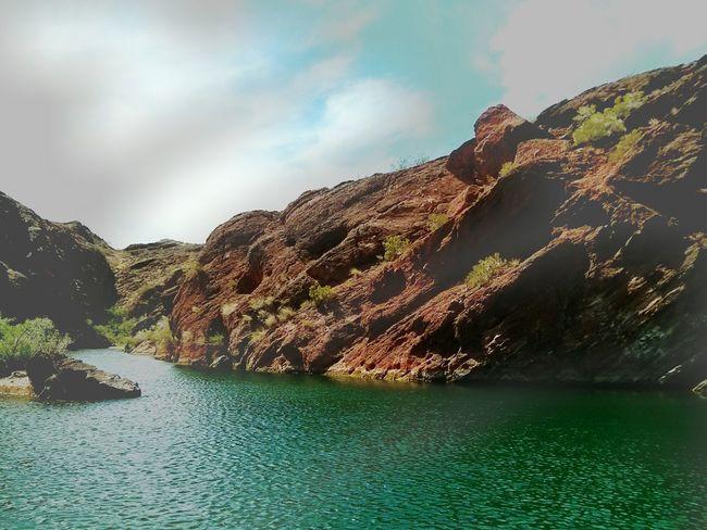 Colorado River Lakehavasu Arizona
