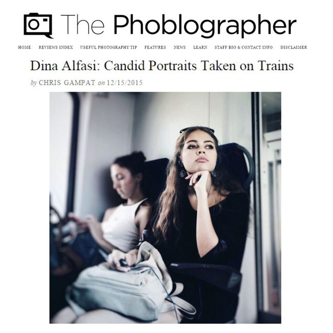 I Invites you to read an interview with me about my train photos 😊 http://www.thephoblographer.com/2015/12/15/dina-alfasi-portraits-in-an/ Train Portrait Eye4photography  The Phoblographer Interview