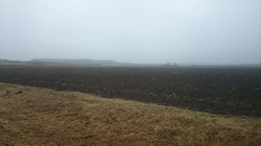 Agriculture Field Landscape Nature No People Outdoors Plough Rural Scene