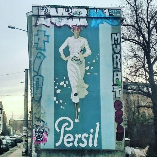 Persil Leipzig Vintage Look