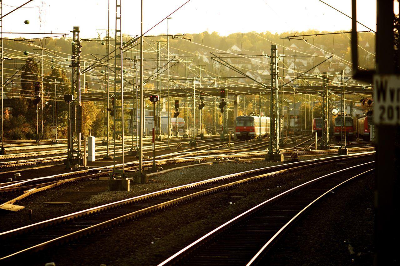 Autumn in Stuttgart Autumn Colors Autumn Leaves Autumn🍁🍁🍁 Fall Herbst Herbstfarben Herbstspaziergang Herbststimmung Herbst🍁 Rail Railroad Track Rails