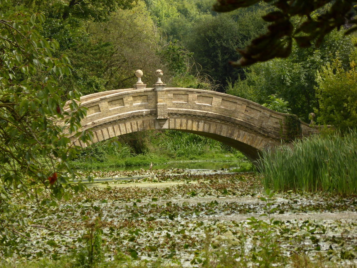 Arch Arch Bridge Architecture Bridge Connection Historic History Outdoors Wrest Park Chinese Bridge