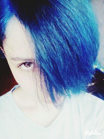 BlueHair Again