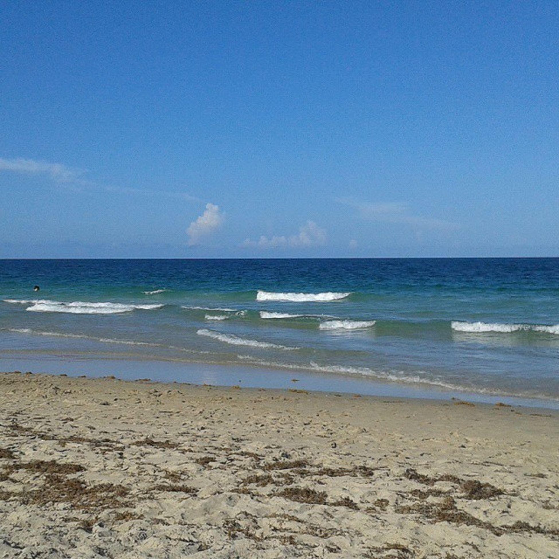 Oh how I missed you so much. My love! My escape! My serenity. Beach Beachlife Love Serenity Beautiful Peace Happiness Myexhale Thankful Blessed  LasOlas  Lasolasblvd Lasolasbeach