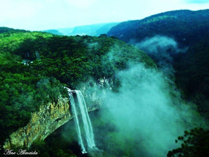 Lugar encantador!!! Cascata do Caracol- Canela/RS- Brasil First Eyeem Photo