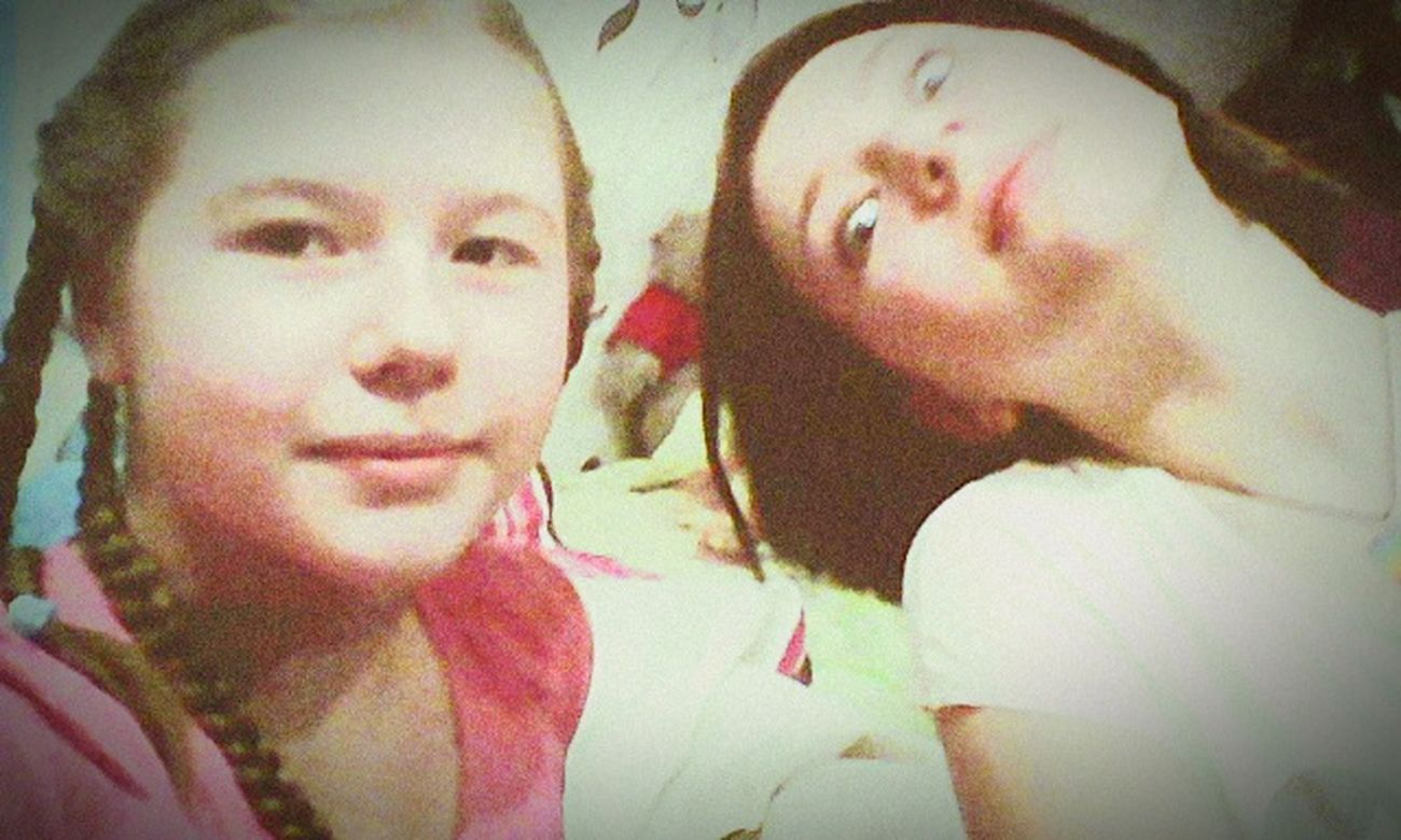 С сестр First Eyeem Photo