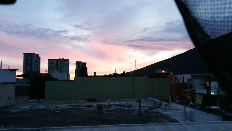 7:15am Window View