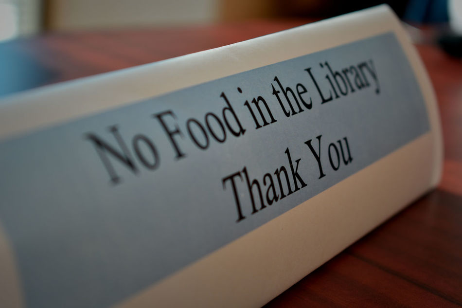 In the Library Close-up Text Table No People Indoors  Day Natural Light Rules Rules Of Life Foreground Focus No Food And No Drink OBEY Study Paper EyeEmNewHere
