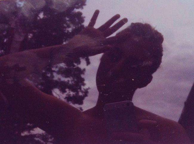 [Day Noir] Feminine  Film Noir Expressionist Self Portrait Dreamy Dusk Moody