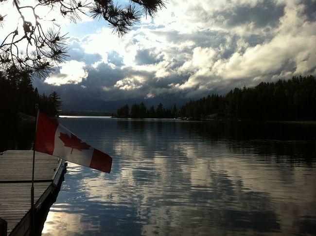 EyeEm Nature Lover Eyeemclouds Enjoying Life EyeEm Best Shots - Nature Canadaswonderland Oh Canada Lost In The Landscape