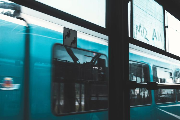 Going places Mr Robot Public Transportation Tram Tranquility Train Traveling Urban Lifestyle Enjoying Life Going Places Showcase August Showing Imperfection Blue Moving Forward  Moving Streetphotography Street Photography Accidental Shot Krakow Taking Photos First Eyeem Photo EyeEm Gallery Eye4photography  Exceptional Photographs