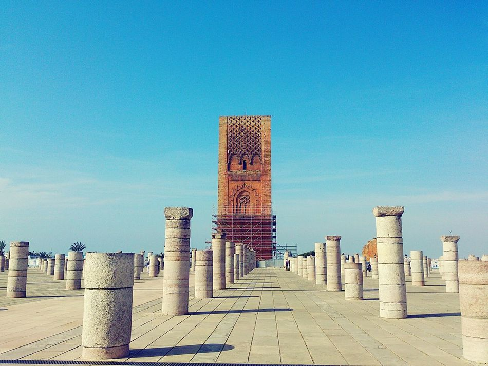 Exploring Morocco Monuments Monuments Of The World Tourism History Outdoors Tall - High Memories Palace Of Culture CityWalk Travelling Photography Travel Destinations Travling View